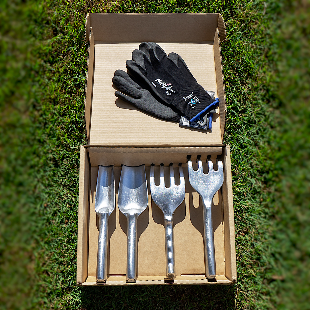 The Gardeners Tools Boxed Set, a perfect gardening gift from Garden Tools Australia